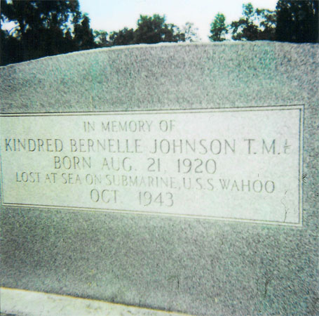 Kindred Bernelle Johnson marker