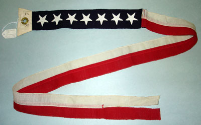 Wahoo Commissioning Pennant