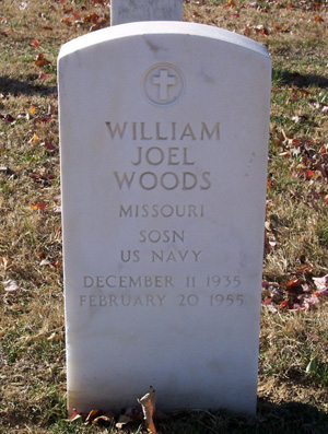 William Joel Woods - marker